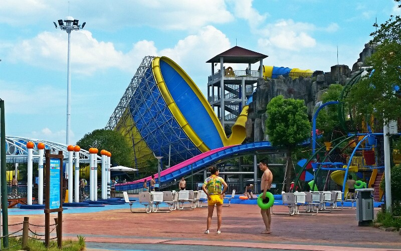 Top 8 Water Parks in China