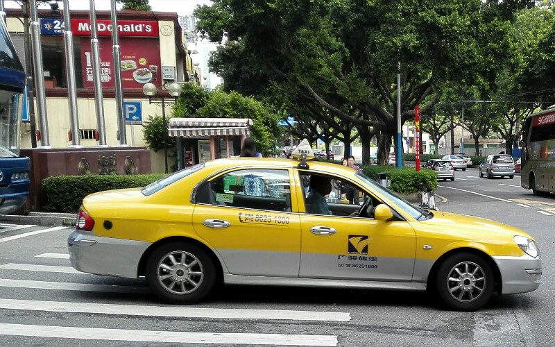 Xi'an Taxis — Airport and City Taxis, Scams, Tips