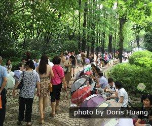 Matchmaking park Šanghaj