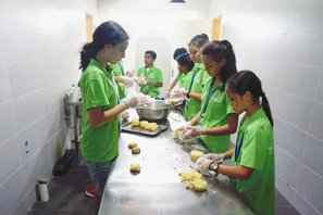 panda volunteer program