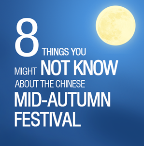8 things you might not know baout Mid-Autumn Festival