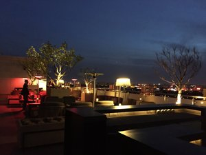 Yin Bar view