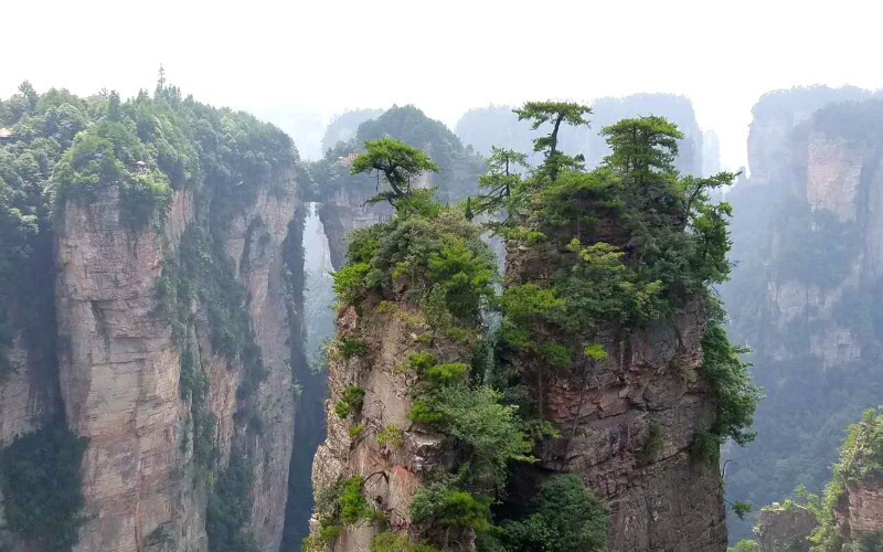 Zhangjiajie and Avatar: How Far Off Is Pandora?