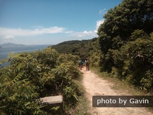 The Lantau Trail, Hong Kong