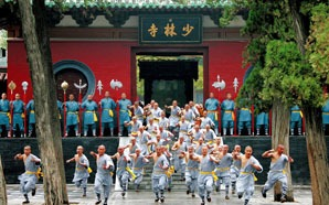 Buddhism in China, Shaolin Monastery