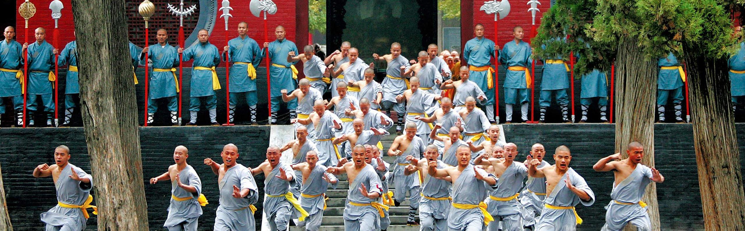 Kungfu Experience – One Week