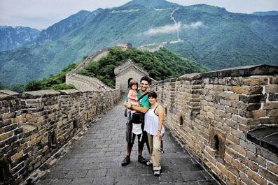 muraglia cinese mutianyu