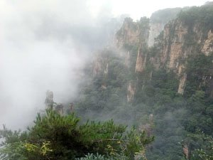 Zhangjiajie Weather