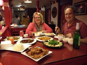 Eat what you want on our China tours