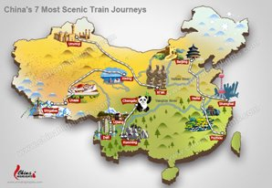Explore China's 7 Most Scenic Train Journeys