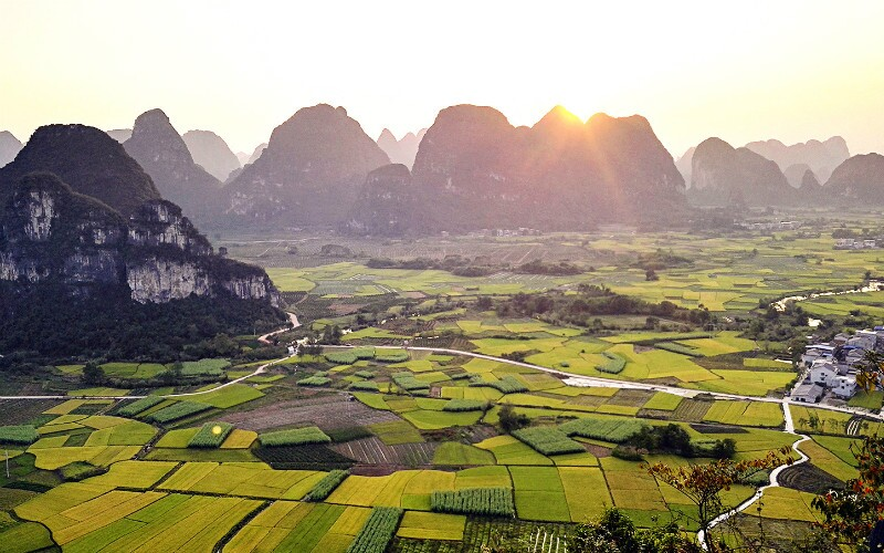 Guilin Weather in March