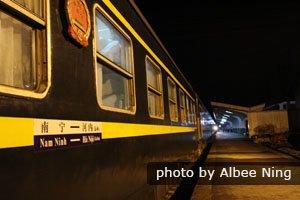 Nanning - Hanoi international train