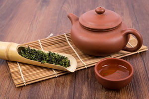 Chinese Clay Tea Stes