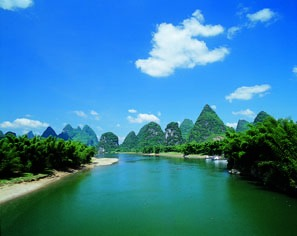 Yangshuo is often the next destination after Guilin City