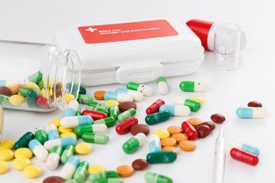 medicinali per la Cina