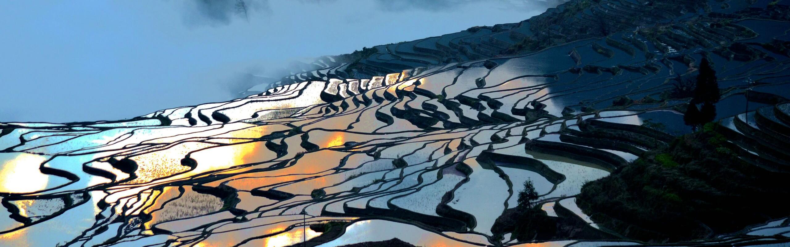 6-Day Jianshui and Yuanyang Tour