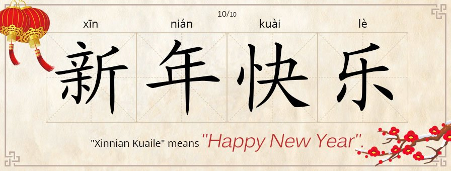 Chinese New Year Greetings — Lucky Phrases and Meanings