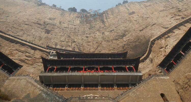 Mianshan Near Pingyao Ancient Town