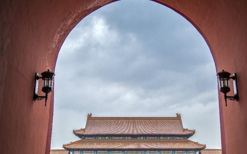 Meridian Gate(Wu Men)
