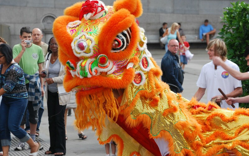 Lion Dances at Chinese New Year: Symbolism, Origins and Styles