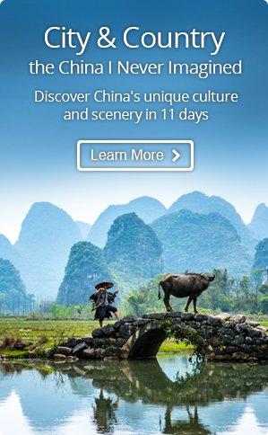 popular china tour