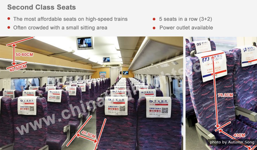 second class seats