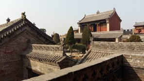 Zhangbi Ancient Castle -a Grand Castle Following Fengshui Perfectly