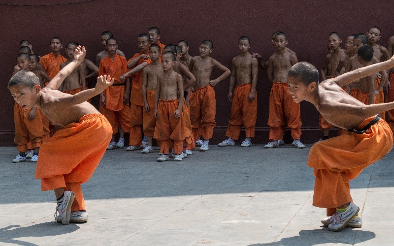 Zhengzhou Shaolin Martial Arts Festival