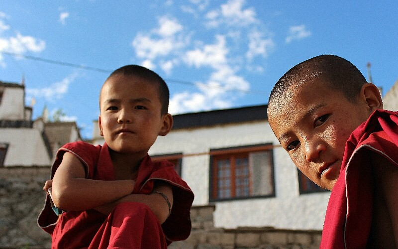 How to Visit Tibet with Children in Tow!