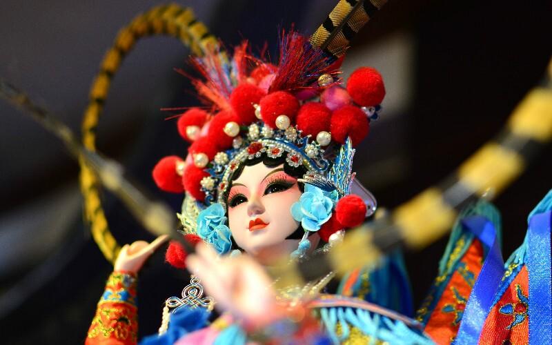 Beijing Hutong Zhang Folk Art Museum