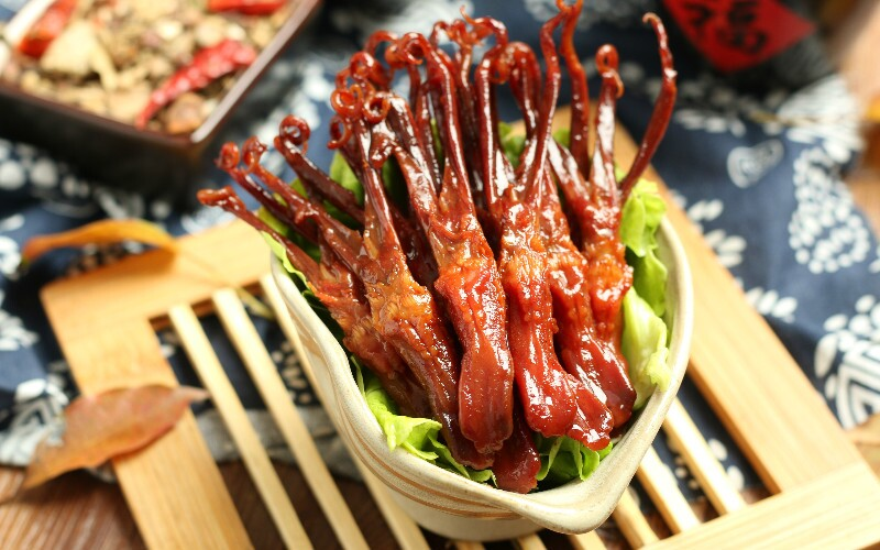 Most Popular Chinese Duck Dishes with Menu