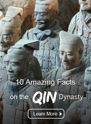 Qin Dynasty facts