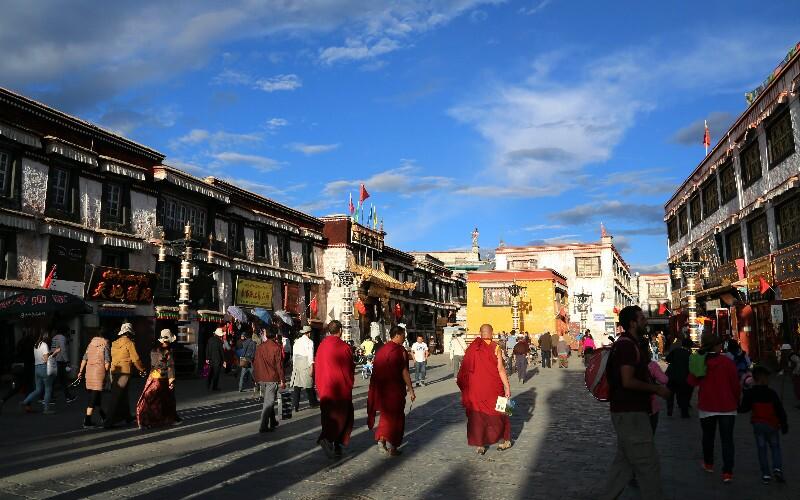 Lhasa Nightlife