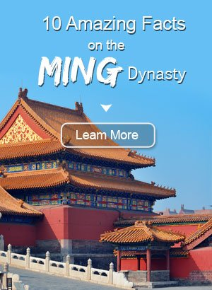 Ming Dynasty Facts promotion
