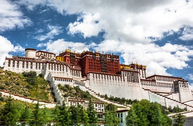 Palazzo Potala di Lhasa