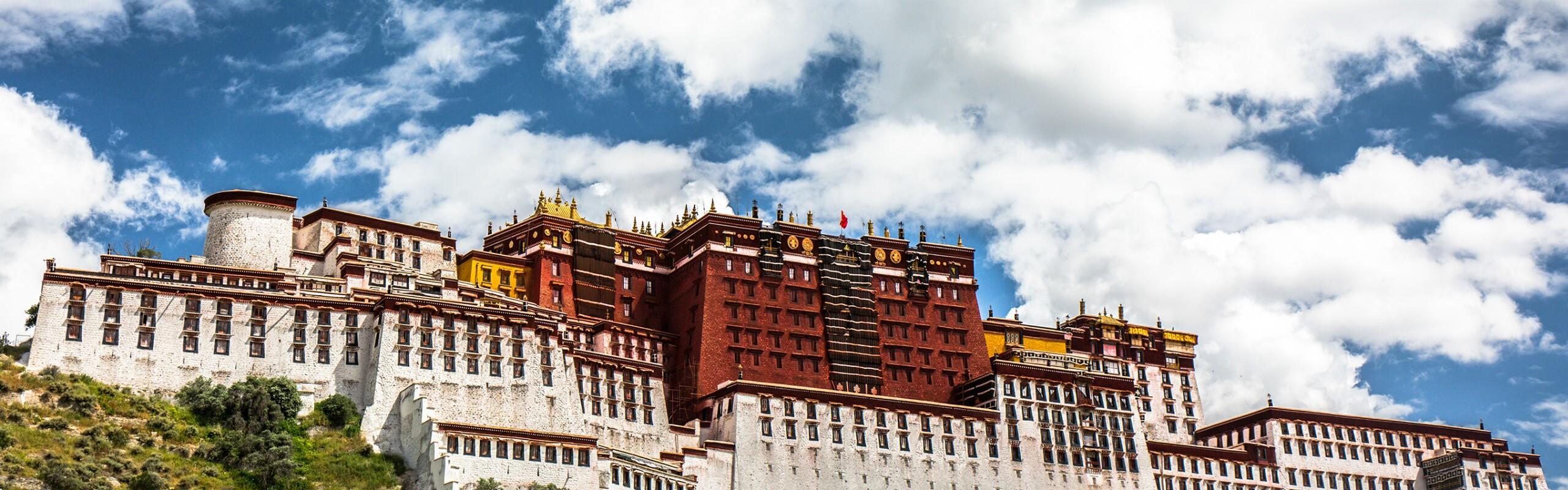 Beautiful China and Holy Tibet