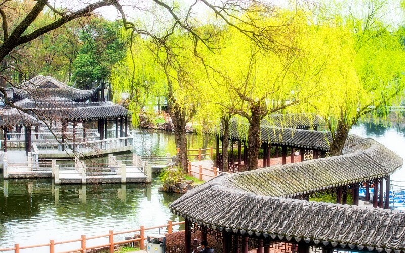 Suzhou Weather in March