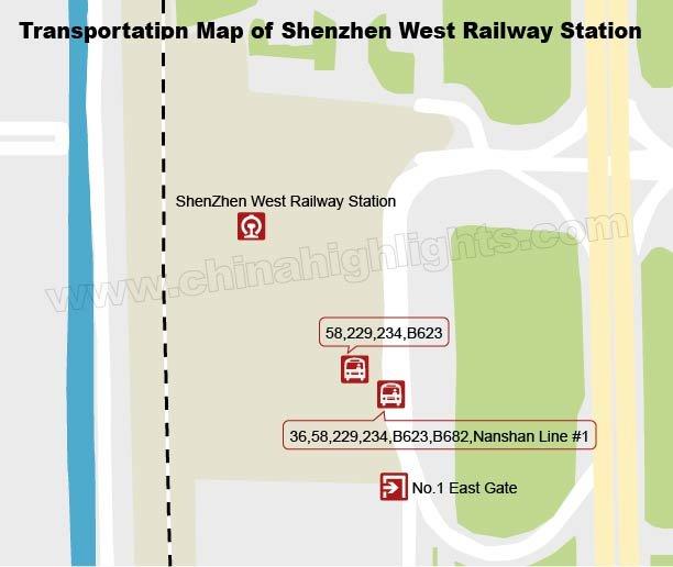 Shenzhen West