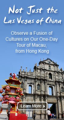 Macau Tour from Hong Kong