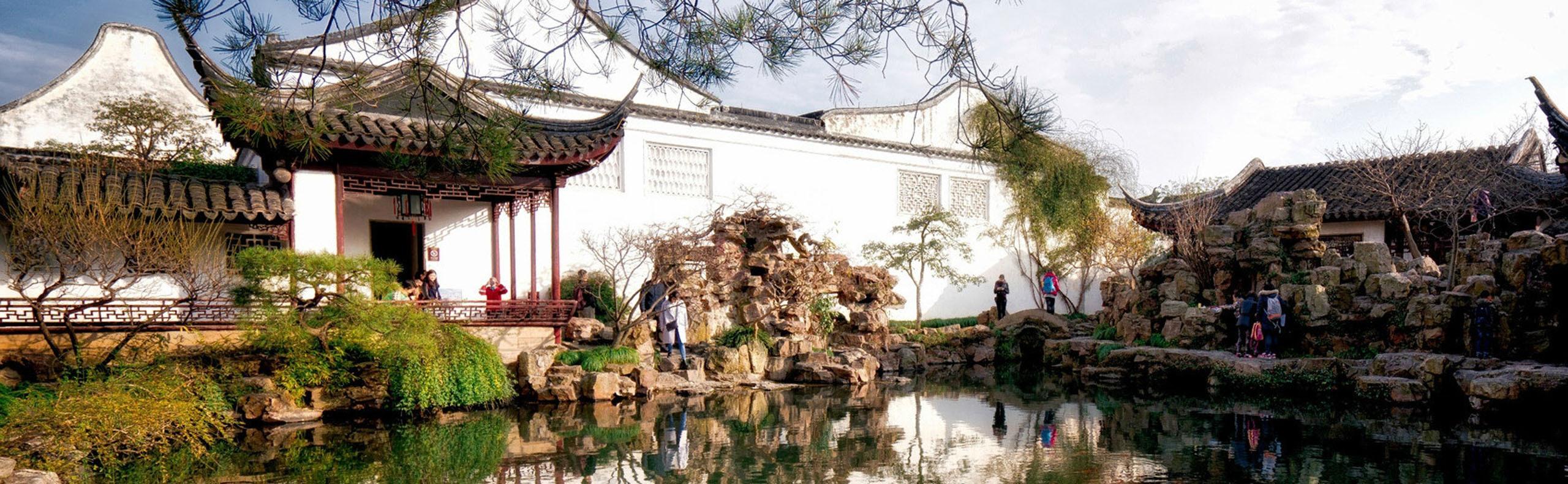 1 Day Shanghai to Suzhou Round-Trip Tour