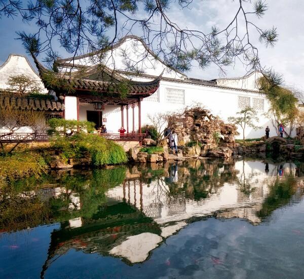 One Day Shanghai to Suzhou Round-Trip Tour