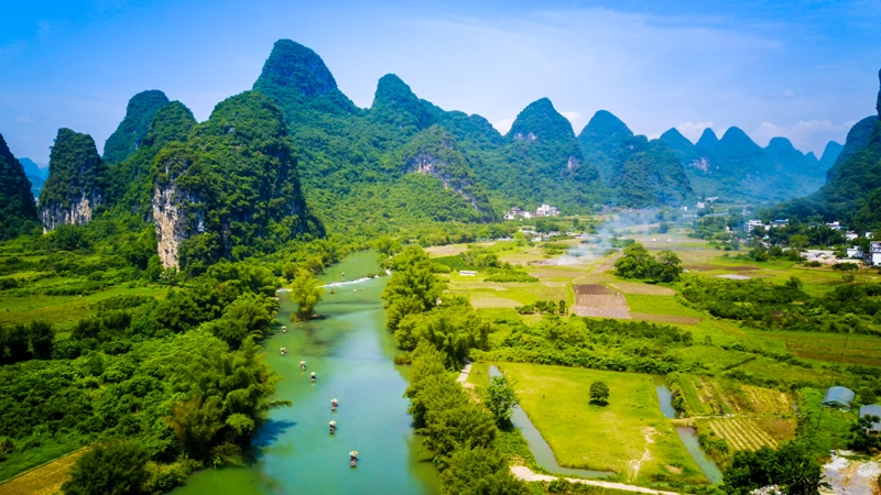 Top 8 Places to Visit in August in China