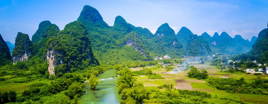 best time to visit guilin
