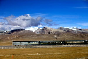 The Qinghai–Tibet Railway