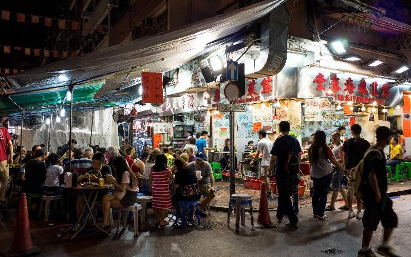 Temple Street Hong Kong: Night Market Tips
