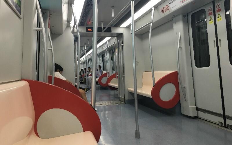 Beijing Subway Airport Line