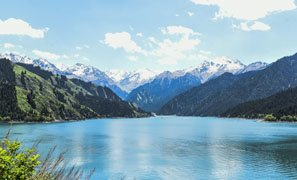 Heavenly Lake, Xinjiang
