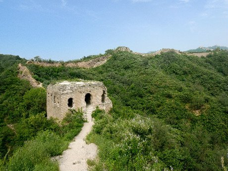 Great Wall at Gubeikou