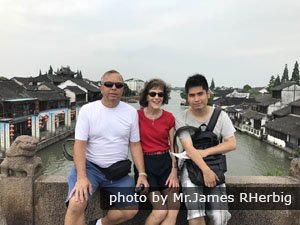 Tour Zhujiajiao Water Town with China Highlights