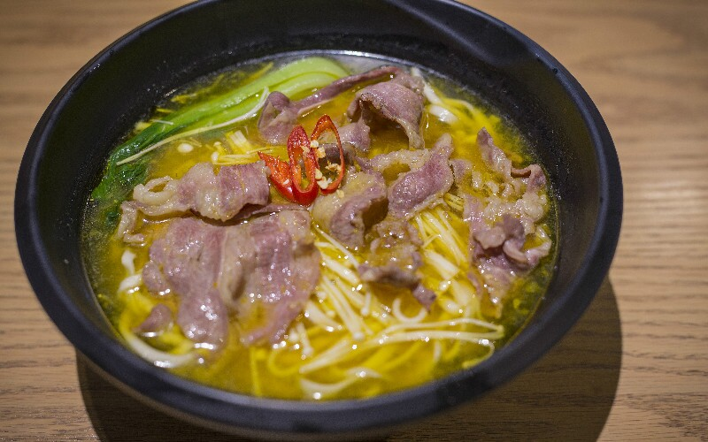 Qingdao Muslim Restaurants
